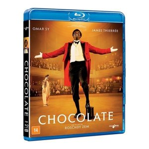 BLU-RAY - CHOCOLATE - OMAR SY