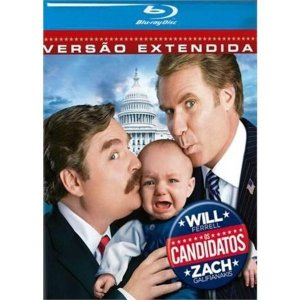 Blu-Ray Os Candidatos - Will Ferrell