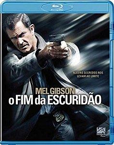 Blu-ray O Fim Da Escuridão - Mel Gibson