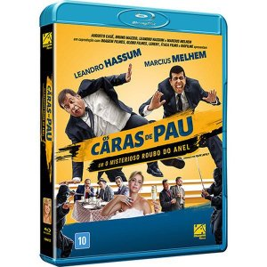 Blu-ray - Os Caras de Pau em: O Misterioso Roubo do Anel