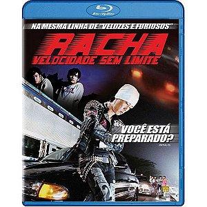 Blu-Ray Racha - Velocidade Sem Limite - Andrew Lau