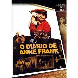 DVD O Diário De Anne Frank - George Stevens