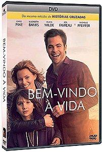 DVD Bem Vindo á Vida - Michelle Pfeiffer