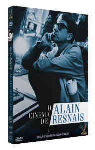 Box DVD O Cinema de Alain Resnais - 3 Discos - Versatil