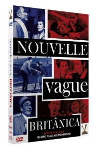 Box DVD Nouvelle Vague Britânica (2 DVDs) Versátil