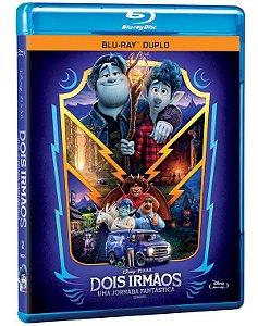Blu-ray Duplo Dois Irmãos Uma Jornada Fantástica