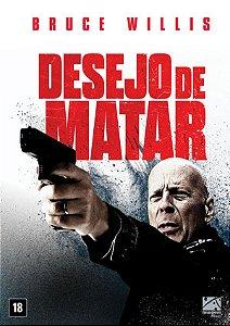 DVD Desejo De Matar - Bruce Willis