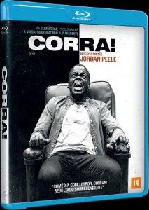 Blu-Ray CORRA! - Jordan Peele (EXCLUSIVO)