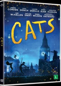 DVD CATS  - Tom Hooper