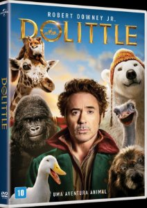 DVD - DOLITTLE - Robert Downey Jr