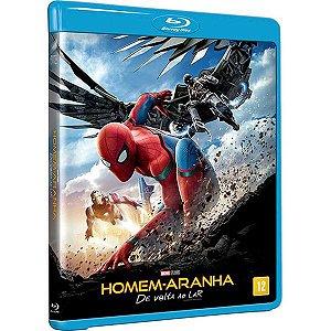 Blu-Ray - Homem-Aranha: De Volta ao Lar