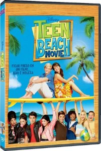 DVD - Teen Beach Movie - DISNEY