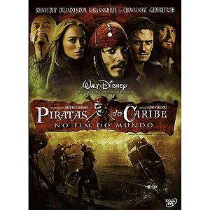 Dvd - Piratas Do Caribe 3 - No Fim Do Mundo