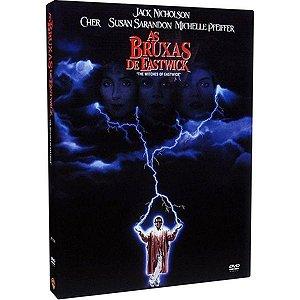 DVD As Bruxas de Eastwick - CHER - Michelle Pfeiffer