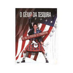DVD O Gênio da Tesoura - Kevin Allen