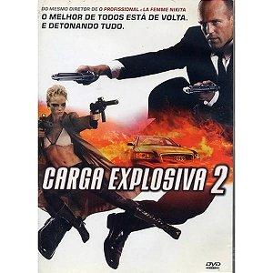 DVD Carga Explosiva 2 -  Jason Statham