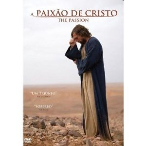 DVD A Paixão de Cristo - Michael Offer