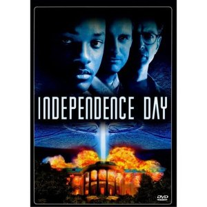 DVD Independence Day - Will Smith
