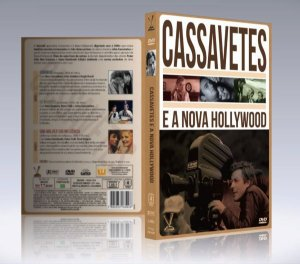 DVD Cassavetes e a Nova Hollywood - Versatil