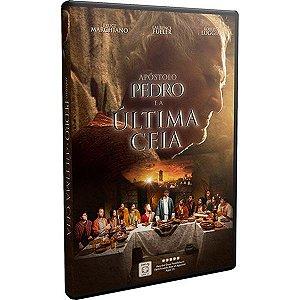 DVD APOSTOLO PEDRO E A ULTIMA CEIA