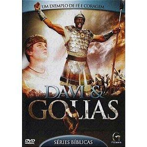 DVD DAVI E GOLIAS