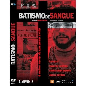 DVD BATISMO DE SANGUE - Bretz Filmes