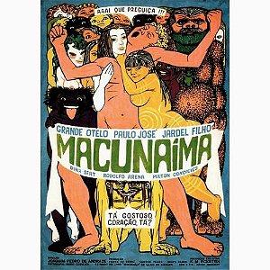DVD  MACUNAIMA - Bretz Filmes