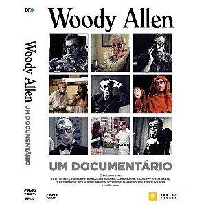 DVD WOODY ALLEN - UM DOCUMENTARIO - Bretz Filmes