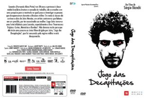 Dvd Jogo Das Decapitações - Sérgio Bianchi - Bretz filmes