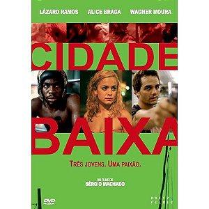 DVD CIDADE BAIXA - Bretz filmes