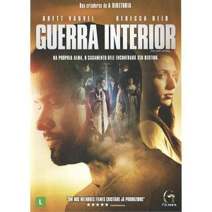 DVD GUERRA INTERIOR