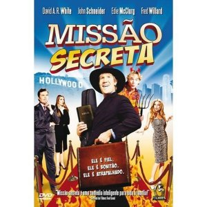 DVD MISSAO SECRETA