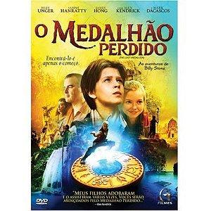 DVD O MEDALHAO PERDIDO