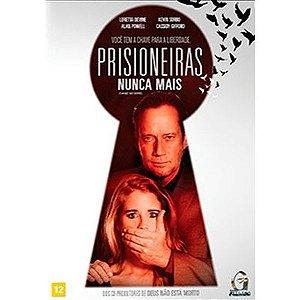 DVD PRISIONEIRAS NUNCA MAIS