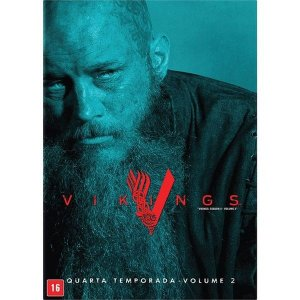 BOX DVD - VIKINGS 4A TEMP - VOL 2