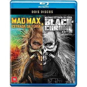 BLU-RAY Mad Max Estrada da Fúria + Black & Chrome