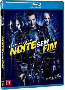 Blu-ray - Noite sem Fim - Liam Neeson