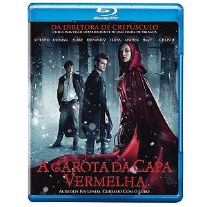 Blu-Ray A Garota Da Capa Vermelha - Amanda Seyfried