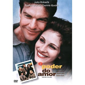 DVD O Poder Do Amor - Julia Roberts