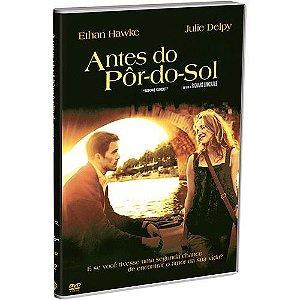 DVD Antes do Pôr do Sol