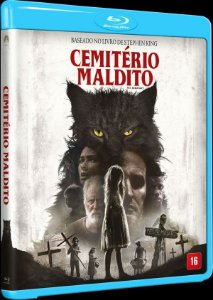 Blu-Ray Cemitério Maldito (2019)  - Pet Semetary (EXCLUSIVO)