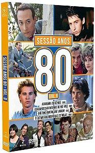 Dvd Sessao Anos 80 Volume 9