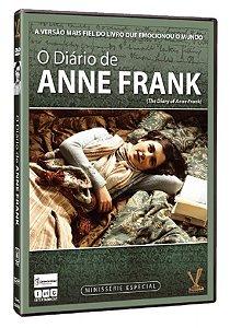 DVD O Diário de Anne Frank - Minissérie Especial