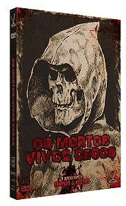Dvd Quadrilogia dos Mortos-Vivos Cegos