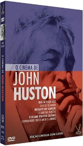 DVD O CINEMA DE JOHN HUSTON (3 DVDs)