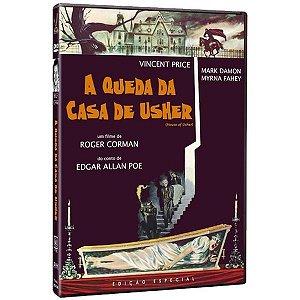 DVD A Queda Da Casa De Usher