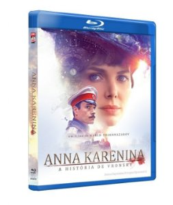 Blu-Ray - Anna Karenina - A História de Vronsky