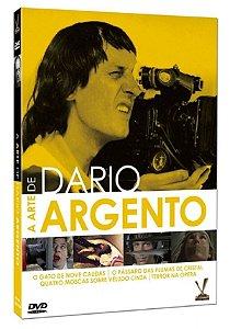 DVD A Arte de Dario Argento (2 DVDs)
