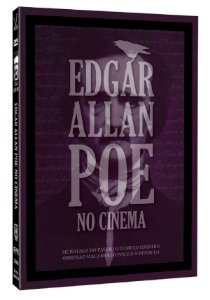 DVD Edgar Allan Poe No Cinema Vol. 1 Ed. Especial (2 DVDs)