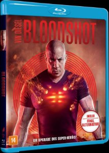 Blu-ray - Bloodshot - Vin Diesel